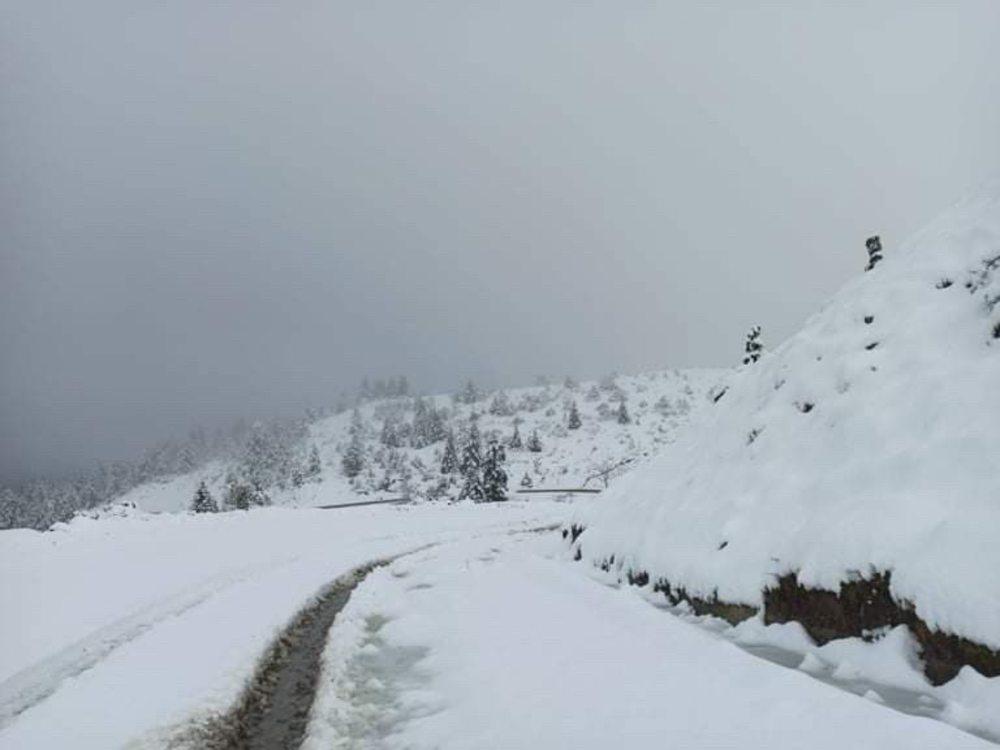 """Στην «κατάψυξη» και σήμερα η χώρα – Χιονοπτώσεις και  """"πολικές"""" θερμοκρασίες"""