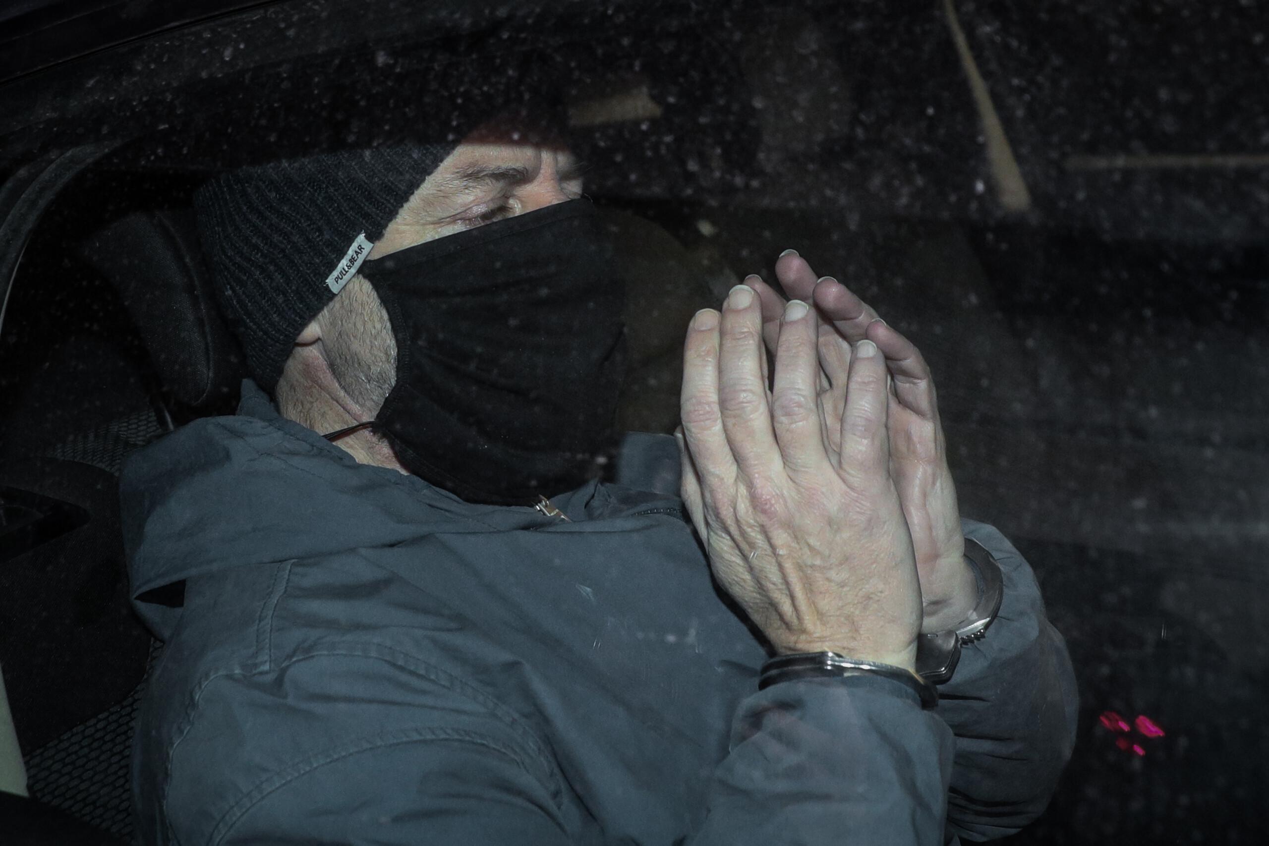Στις φυλακές της Τρίπολης οδηγείται ο Δημήτρης Λιγνάδης μετά την απόφαση για προφυλάκιση
