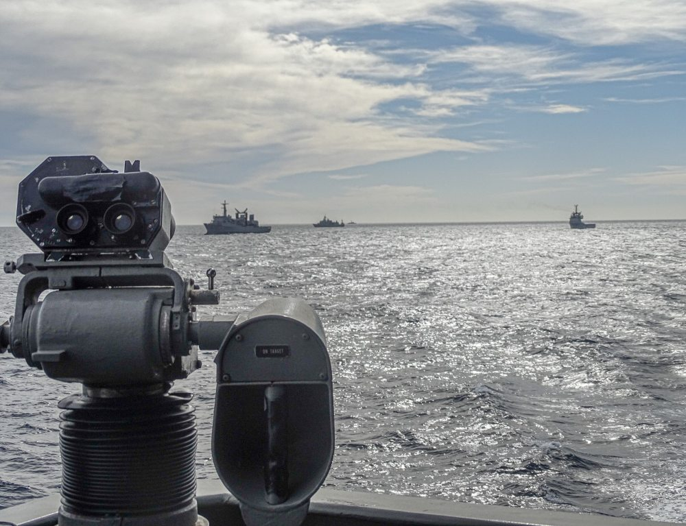 Εντυπωσιακή άσκηση του Πολεμικού Ναυτικού / BINTEO, ΦΩΤΟ