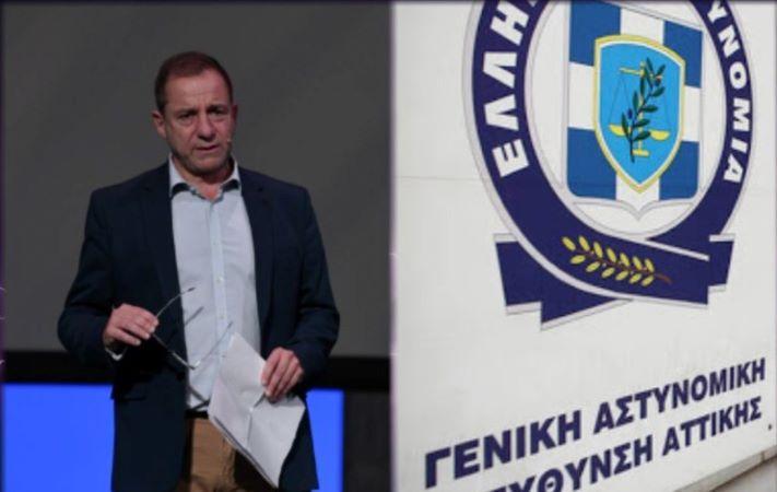 Καταιγιστικές εξελίξεις: Στη ΓΑΔΑ αυτοβούλως ο Λιγνάδης με τον δικηγόρο του – ΒΙΝΤΕΟ