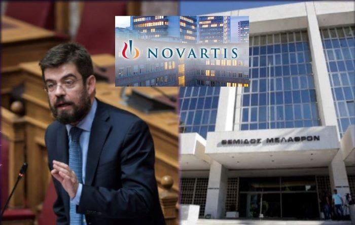 Σε καραντίνα η ανακρίτρια της Novartis και η ανάκριση – Απολύμανση στον Άρειο Πάγο