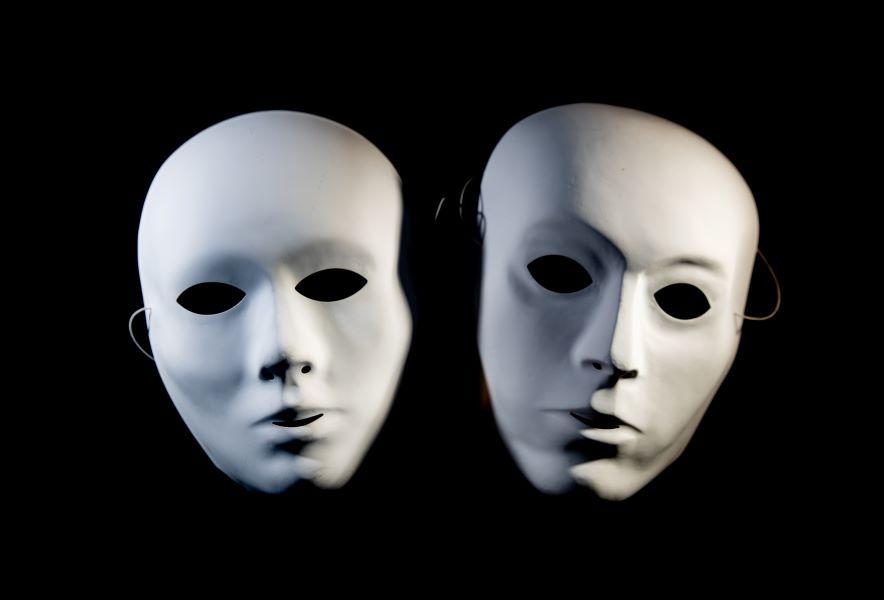 θεατρικές μασκες
