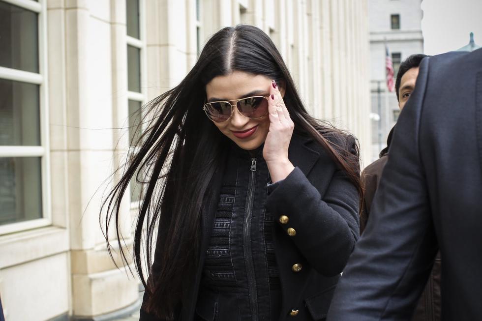 """Συνελήφθη στην Ουάσινγκτον η καλλονή σύζυγος του βαρόνου των ναρκωτικών """"Ελ Τσάπο"""" – ΒΙΝΤΕΟ"""