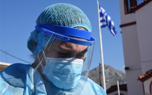 Κορονοϊός: 591 νέα κρούσματα, 360 διασωληνωμένοι, 21 θάνατοι