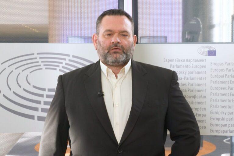 Γιάννης Λαγός:  Άρση της ασυλίας του εισηγήθηκε η επιτροπή νομικών θεμάτων της Ευρωβουλής