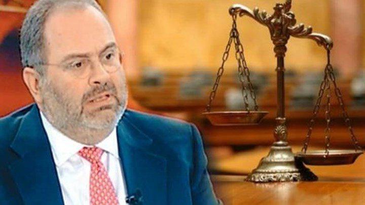 Π. Λυμπερόπουλος: Ο συντάκτης του δελτίου τύπου για τον Κουφοντίνα παρενέβη ουσιαστικά στο δικαιοδοτικό έργο συναδέλφων του