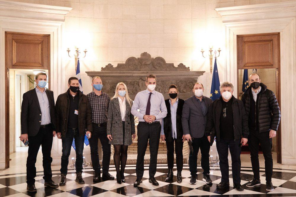 Κυρ. Μητσοτάκης: Η κυβέρνηση θα στηρίξει τον κλάδο της εστίασης – H νέα δέσμη μέτρων