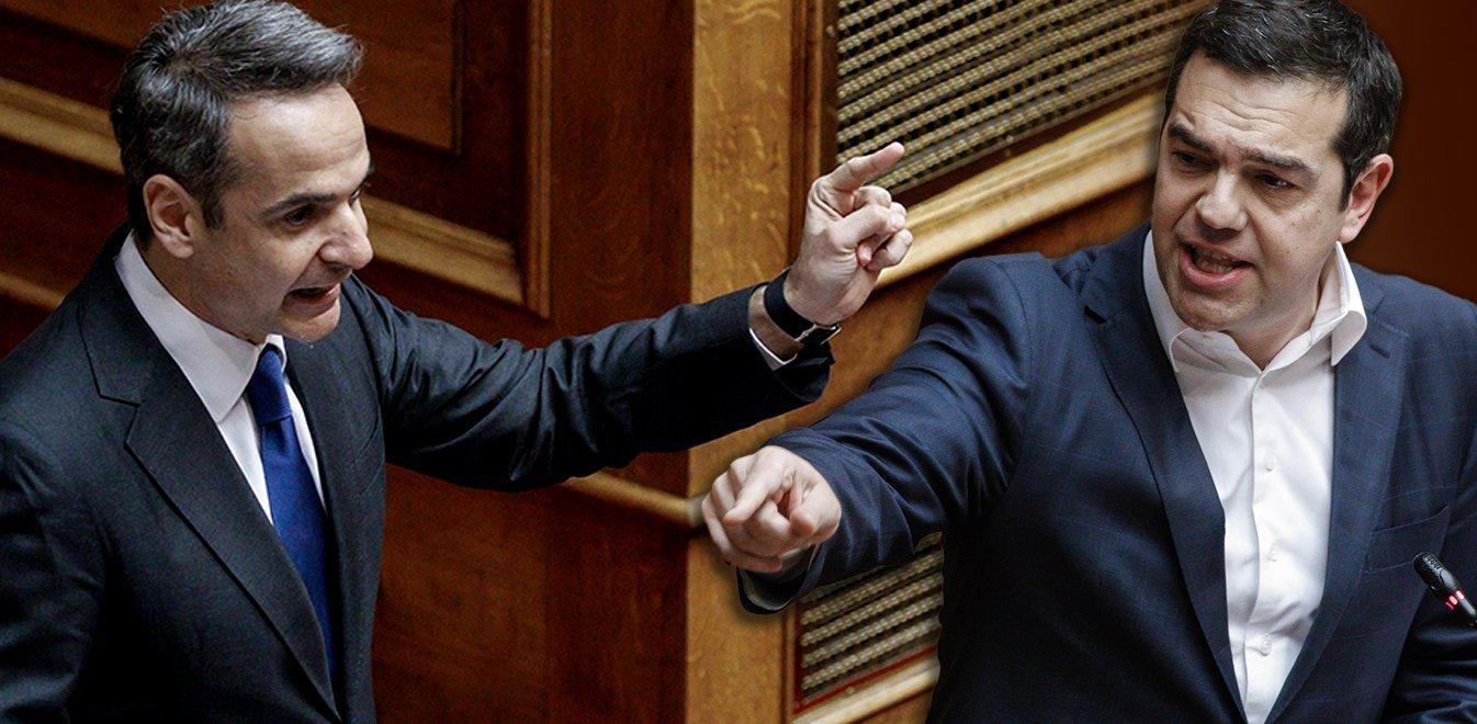 Τσίπρας:Ο Μητσοτάκης φέρει βαρύτατη πολιτική ευθύνη – ΝΔ: Πρωτοφανής καμπάνια χυδαιότητας /ΒΙΝΤΕΟ