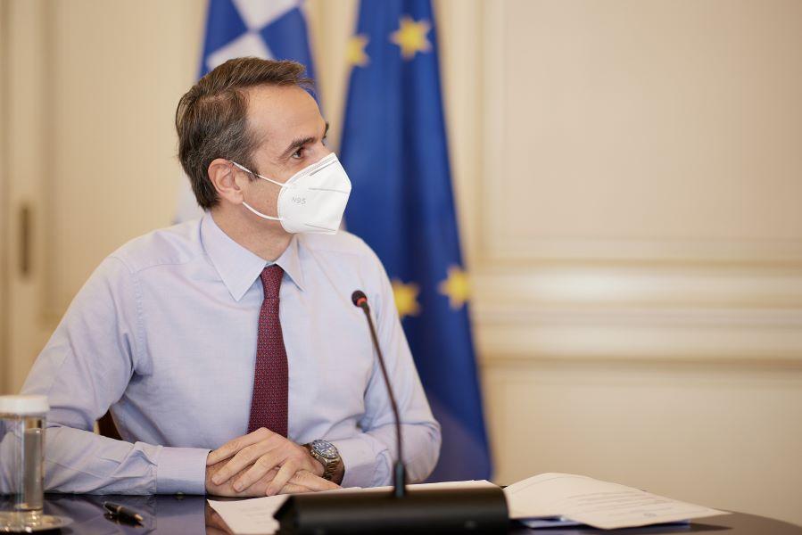 Έκτακτη σύσκεψη υπό τον πρωθυπουργό για τον κορονοϊό