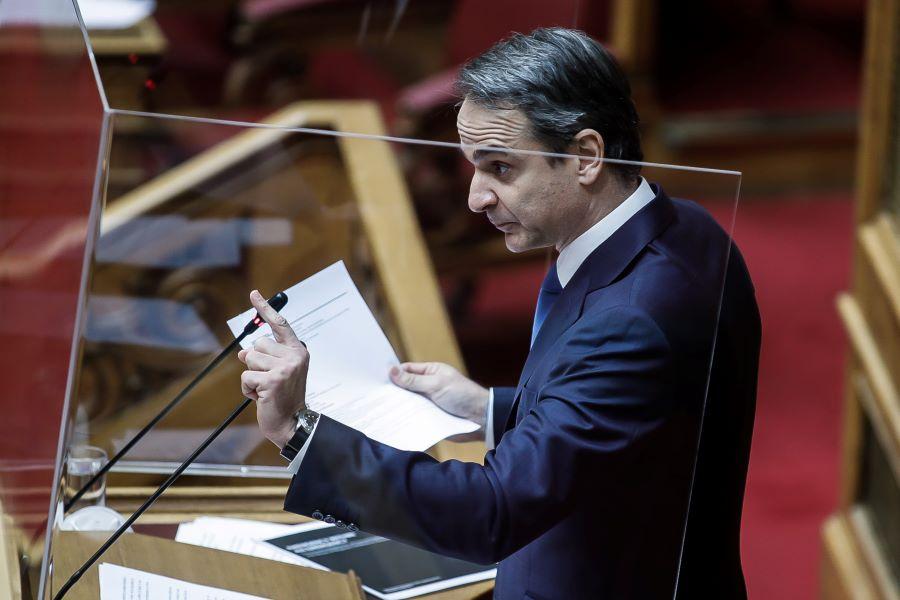 """""""Μετωπική"""" για το ελληνικό #MeToo στη Βουλή – Μητσοτάκης: Αλλάζει ο Ποινικός Κώδικας και αυστηροποιούνται οι ποινές για αδικήματα κατά γενετήσιας ελευθερίας – ΒΙΝΤΕΟ – ΦΩΤΟ"""