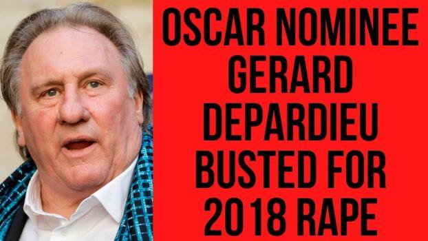 """Σάλος με τον Ντεπαρντιέ: Κατηγορείται ότι βίασε την κόρη οικογενειακού του φίλου – """"Είμαι αθώος και δεν έχω να φοβηθώ τίποτα"""" λέει ο ηθοποιός – ΒΙΝΤΕΟ"""