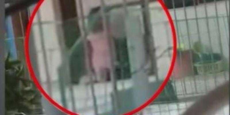 Κανονικά στο νηπιαγωγείο η δασκάλα που έβγαλε το κοριτσάκι στο κρύο για να το… τιμωρήσει – Οργή στη Χαλκίδα για την εκπαιδευτικό – ΒΙΝΤΕΟ