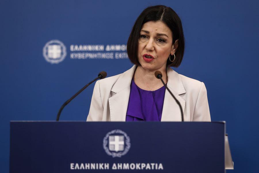 Πελώνη για Κουφοντίνα: Η κυβέρνηση συντάσσεται με το Κράτος Δικαίου, ο ΣΥΡΙΖΑ με ακραίες μειοψηφίες – BINTEO