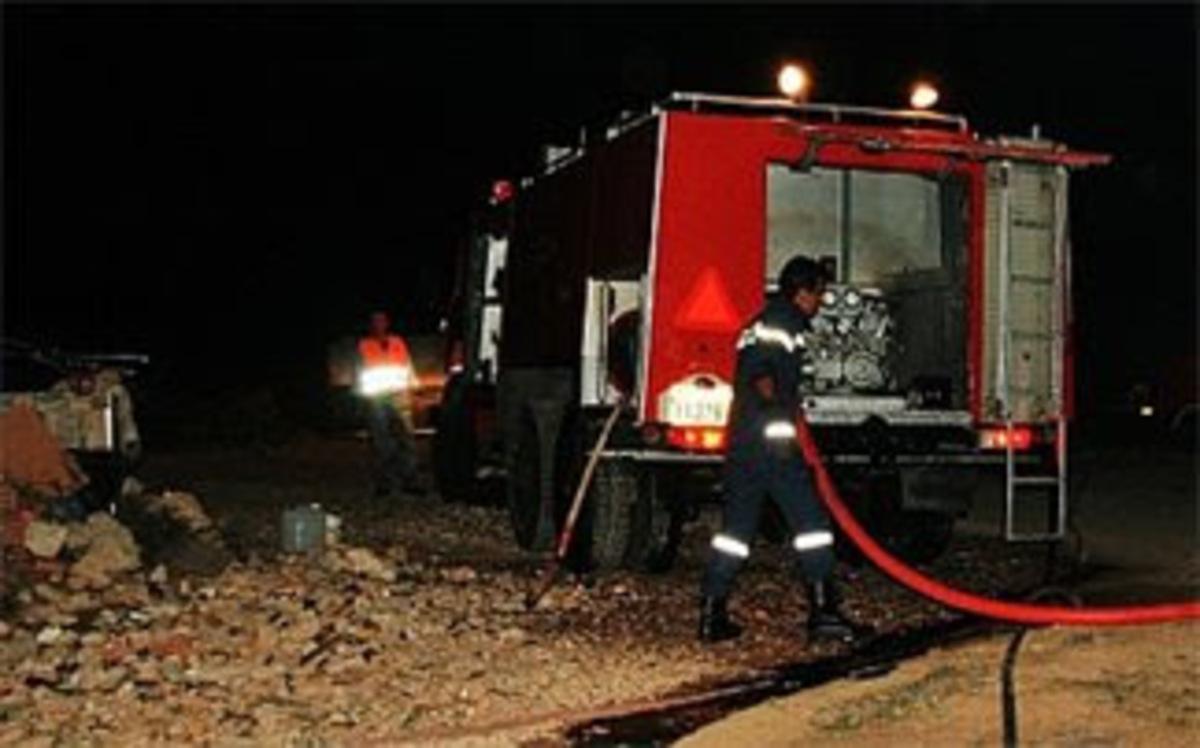 Τραγωδία σε δομή μεταναστών στη Θήβα – Νεκρό εξάχρονο παιδί σε πυρκαγιά