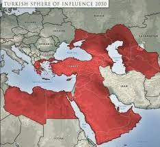 Stratfor: Η Τουρκία θα γίνει υπερδύναμη ως το 2050 – Ο χάρτης που άναψε φωτιές ακόμα και στη Ρωσία /ΒΙΝΤΕΟ