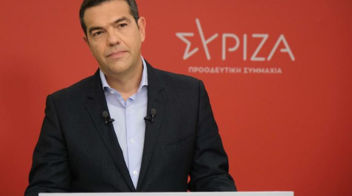 Αλ. Τσίπρας: Ο κ. Μητσοτάκης οφείλει να δώσει εξηγήσεις για τον πρώην καλλιτεχνικό διευθυντή του Εθνικού -Απάντηση Ταραντίλη