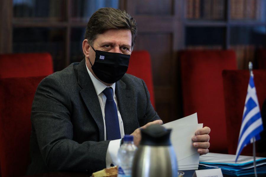 Βαρβιτσιώτης: Σταθεροποιητικός ο ρόλος και ισχυρό το θεσμικό κύρος της Ελλάδας στην ευρύτερη περιοχή της Μεσογείου