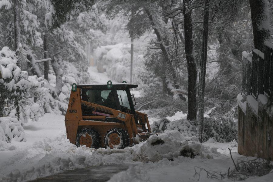 Μερομήνια 2021-2022-Χειμώνας με πολλά χιόνια και πολικές θερμοκρασίες