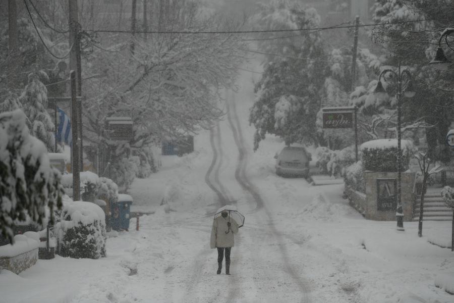 Μερομήνια 2021-2022: Πρόβλεψη για χειμώνα με πολλά χιόνια και πολικές θερμοκρασίες