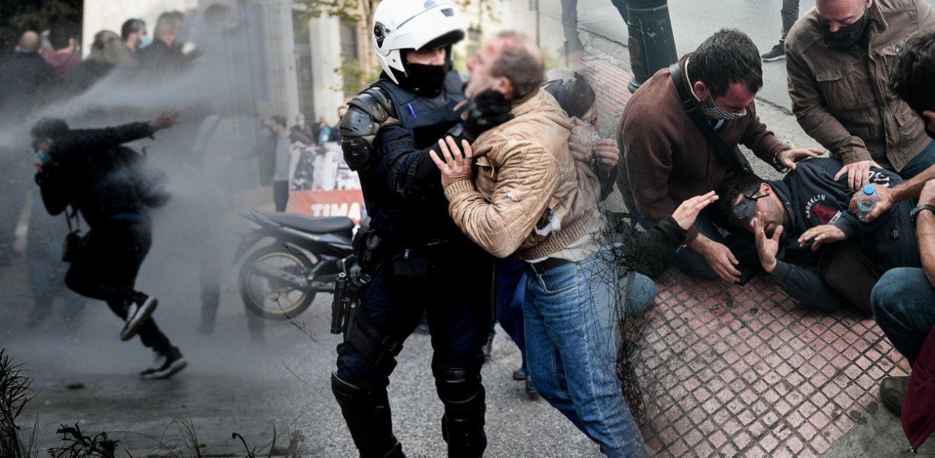 Στα «μαλακά» πέφτουν οι αστυνομικοί για περιστατικά αυθαιρεσίας – Τι αναφέρει ο Συνήγορος του Πολίτη