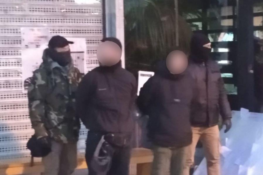 Ελεύθεροι οι 16 συλληφθέντες του ΑΠΘ με εντολή εισαγγελέα