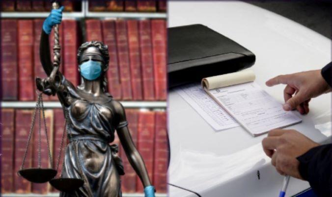 Γιατί τα δικαστήρια αναστέλλουν τα πρόστιμα του κορονοϊού στις επιχειρήσεις