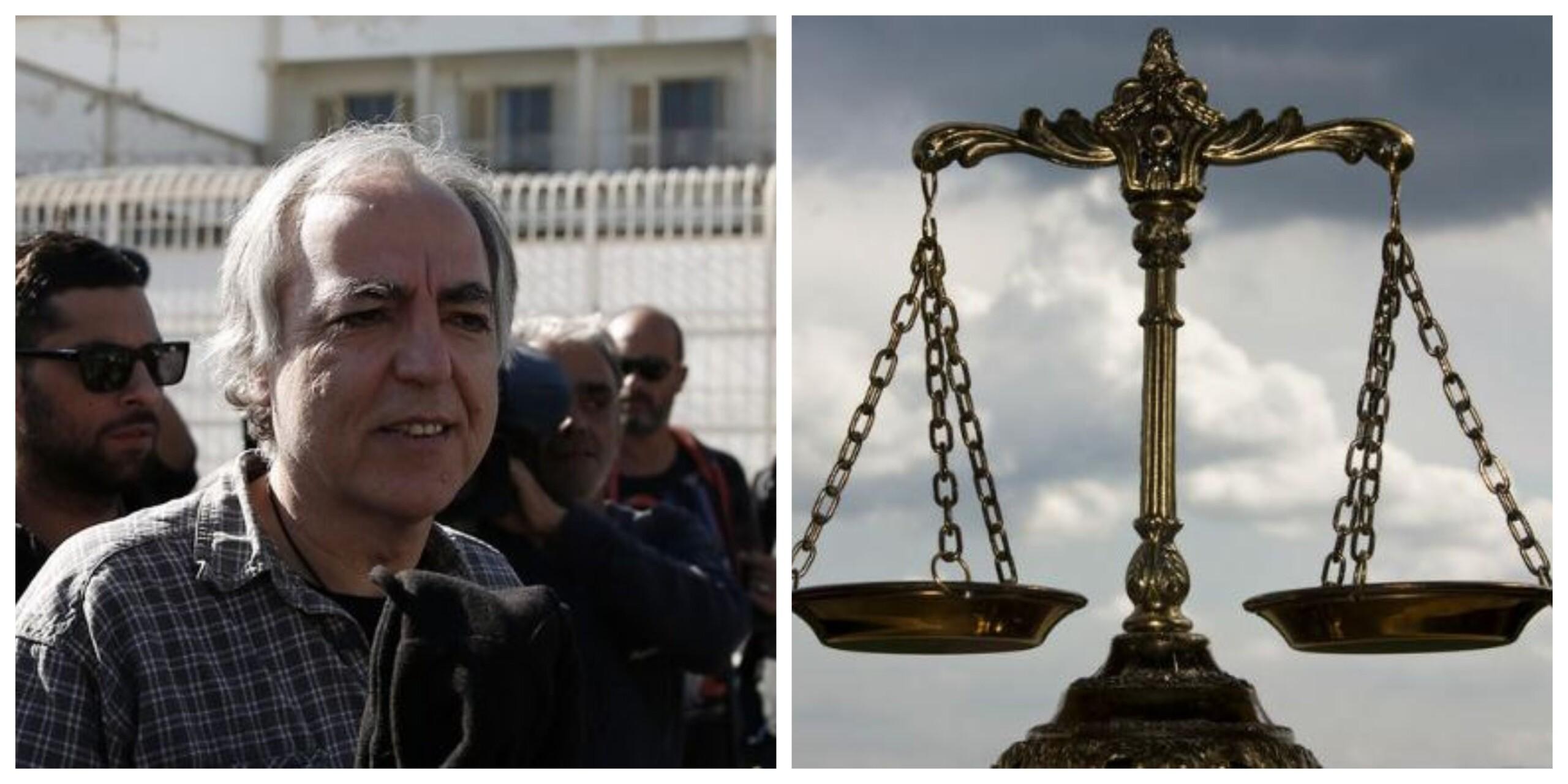 Πρωτοδικείο Λαμίας: Σήμερα εισάγεται η δεύτερη αίτηση του Κουφοντίνα – Τι είπε μετά την απόρριψη της αίτησης αναβολής της ποινής του – ΒΙΝΤΕΟ