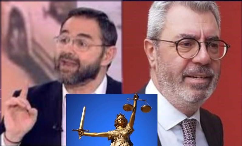 """Ένωση Ποινικολόγων και Μαχόμενων κατά Σ. Μπαλάσκα: Τα """"εσύ δεν ξέρεις"""" και """"όταν μιλάω εγώ θα χαλαρώνετε"""" δεν περνούν στους δικηγόρους – BINTEO"""