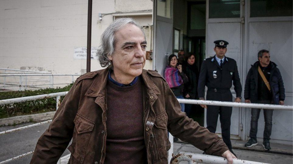 """Όταν ο Κουφοντίνας έκανε απεργία πείνας για να μη μεταχθεί στον Κορυδαλλό: """"Εκεί είναι διεφθαρμένοι πολιτικοί, αστυνομικοί, δικαστικοί """""""
