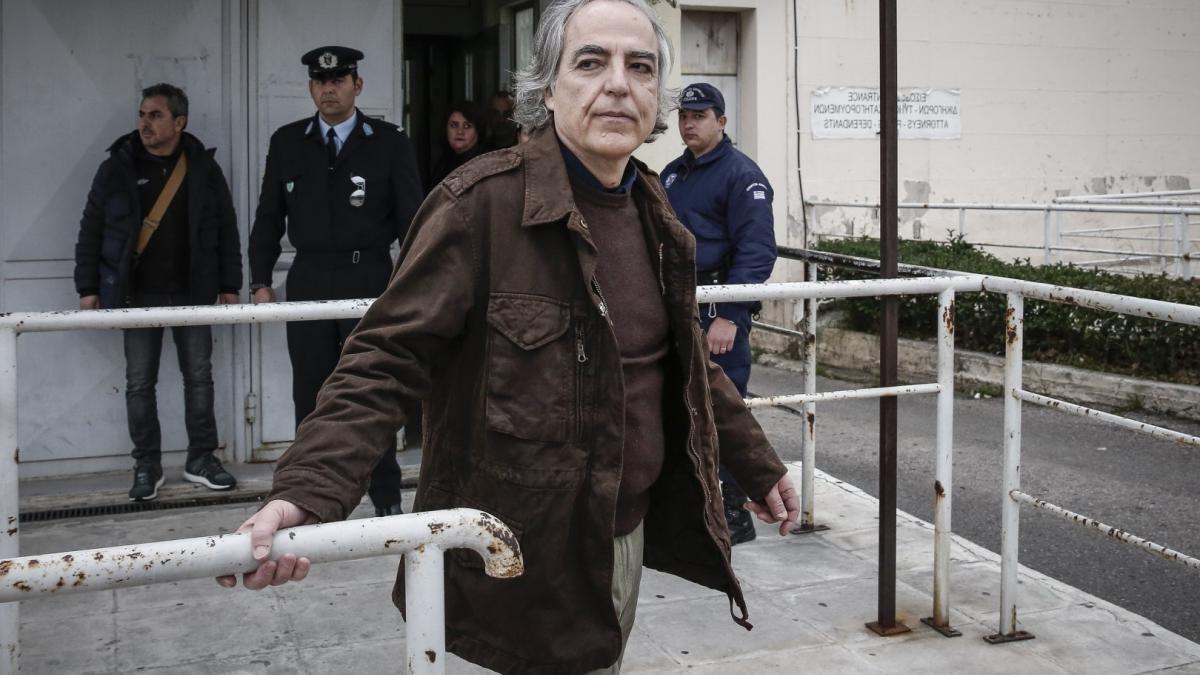 """Ολόκληρο το σκεπτικό της αίτησης που κρίνεται σήμερα: Γιατί ο Κουφοντίνας ζητεί """"αναβολή της ποινής του""""- Θ. Σοφός: """"Κρείττον του λαλείν το σιγάν"""""""