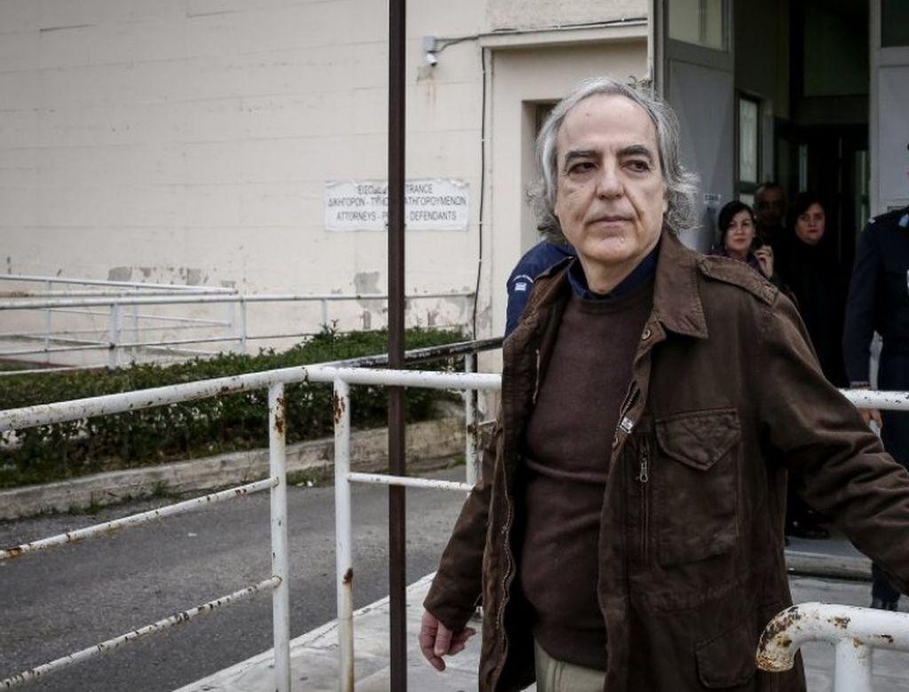 """Το τελευταίο νομικό χαρτί """"παίζει"""" ο Δ. Κουφοντίνας – Τις επόμενες ημέρες η απόφαση για τη μεταγωγή του στις φυλακές Κορυδαλλού"""