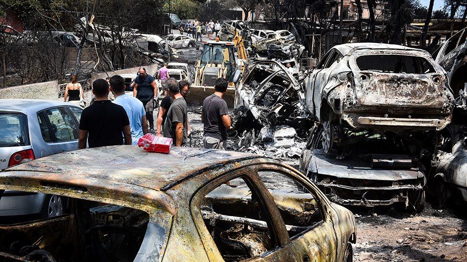 Εισαγγελέας οι 27 που δείχνει εδώλιο για την τραγωδία στο Μάτι