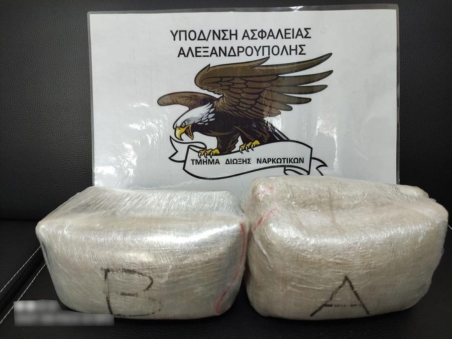 """""""Πέρασε"""" 2 κιλά ηρωίνης από την Τουρκία – Πώς τον """"τσάκωσε"""" η ΕΛΑΣ"""
