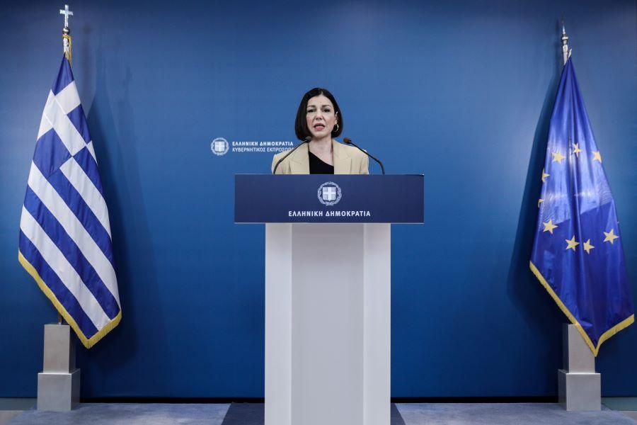 """Πελώνη κατά ΣΥΡΙΖΑ για τα self test: """"Τα fake news κατέρρευσαν"""" – Τί είπε για λιανεμπόριο – σχολεία – ΒΙΝΤΕΟ"""