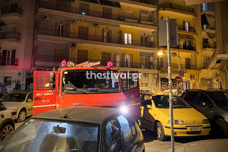 Θεσσαλονίκη: Δικαστής εντοπίστηκε νεκρός στο διαμέρισμά του – Έφοδος ΕΛ.ΑΣ. και Πυροσβεστικής – ΦΩΤΟ