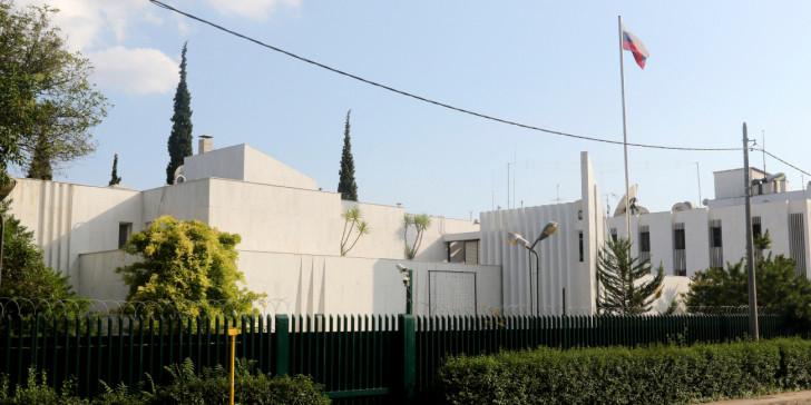 Οδηγία της Ρωσικής Πρεσβείας για τις διαδηλώσεις στην Αθήνα