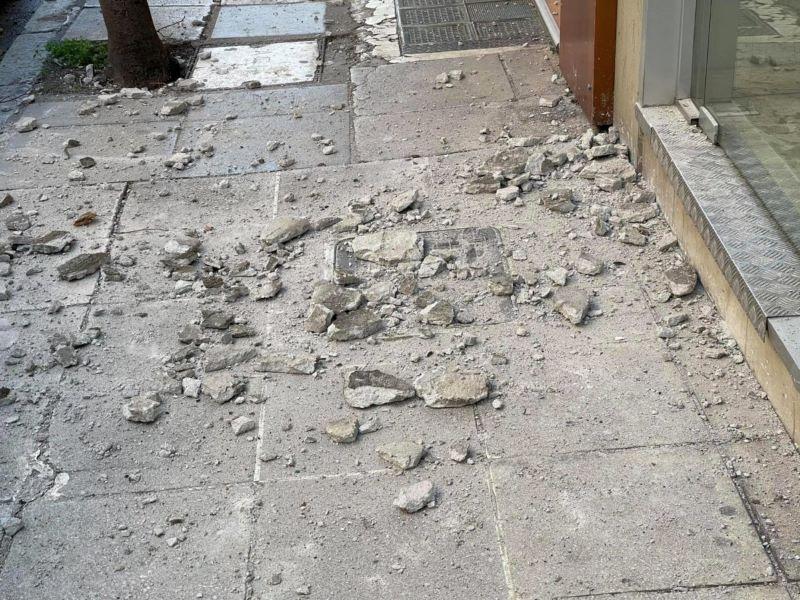 Οι πρώτες εικόνες από τον ισχυρό σεισμό των 6 Ρίχτερ στην Ελασσόνα – Απεγκλωβίστηκε ο ηλικιωμένος στο Μεσοχώρι – ΒΙΝΤΕΟ