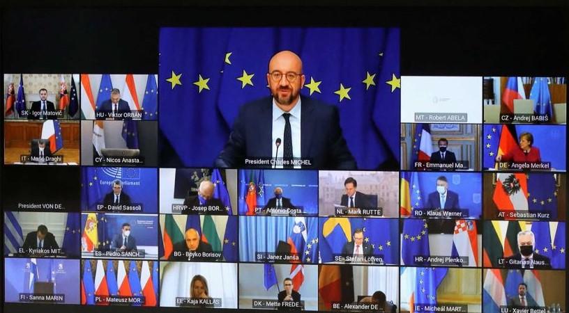 Σύνοδος Κορυφής ΕΕ: Άλλαξε το κείμενο για την Τουρκία – Ικανοποίηση σε Αθήνα και Λευκωσία – BINTEO