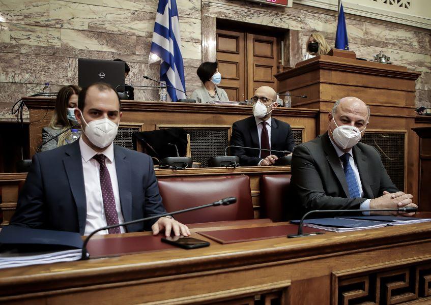 Τσιάρας: Πλήρης λειτουργία των δικαστηρίων από την ερχόμενη εβδομάδα