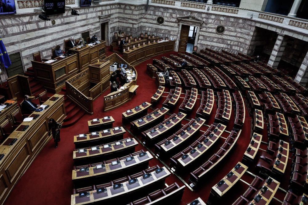 Βουλή εσωτερικό