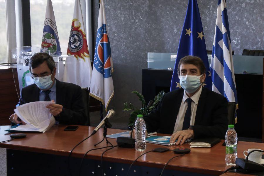 Χρυσοχοΐδης: Αποχαιρετώ το υπουργείο, όχι το δημόσιο βίο