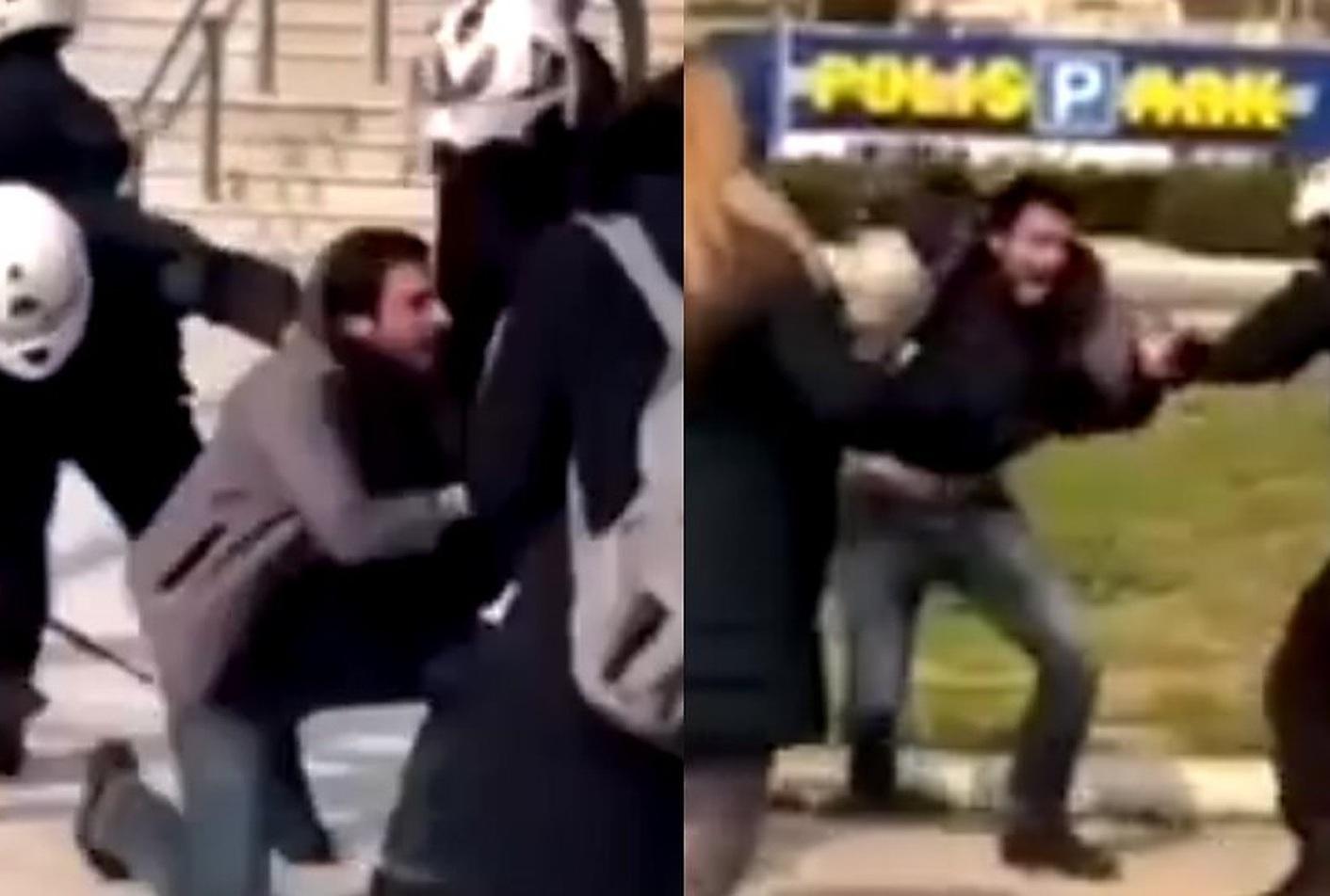 """ΕΛΑΣ: """"Ξήλωσαν"""" τον διοικητή της ομάδας ΔΙΑΣ μετά τον ξυλοδαρμό πολίτη στη Νέα Σμύρνη – ΒΙΝΤΕΟ"""