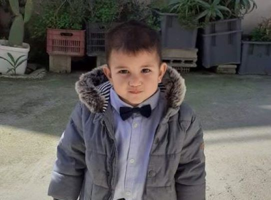 Ασύλληπτος πόνος: Κηδεύτηκε ο δίχρονος Ζαχαρίας