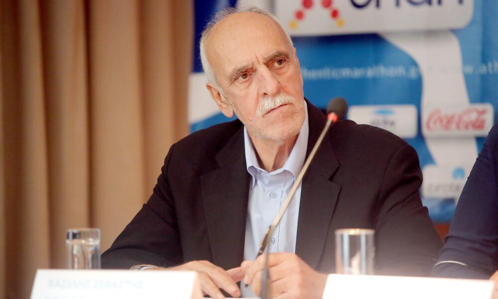 Πέθανε από κορονοϊό ο Βασίλης Σεβαστής – Ήταν επί σειρά ετών πρόεδρος του ΣΕΓΑΣ