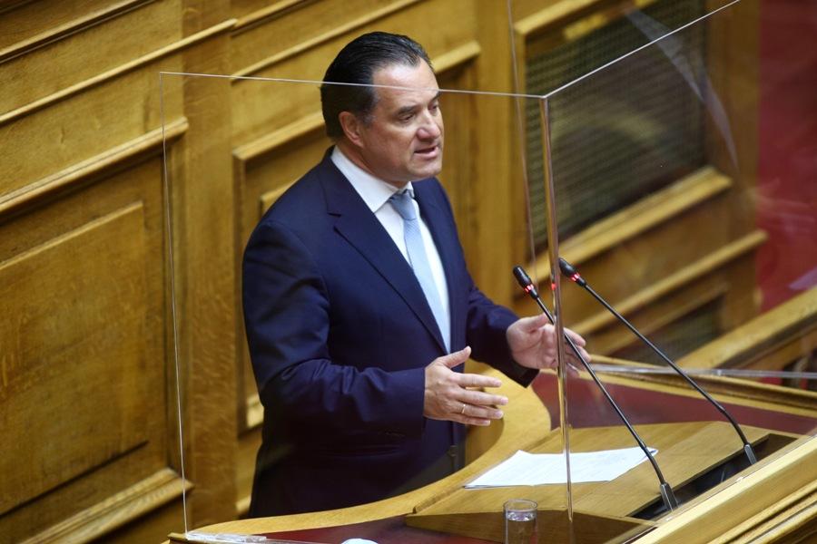 Νέα εισήγηση Γεωργιάδη στην Επιτροπή: Άνοιγμα φροντιστηρίων, κέντρων αισθητικής και εμπορικών κέντρων – ΒΙΝΤΕΟ