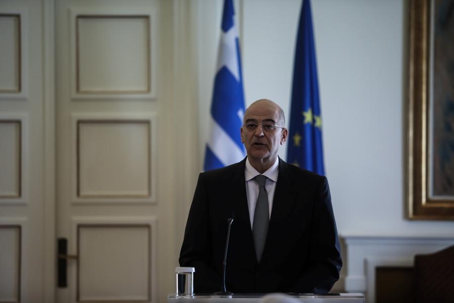 """Δένδιας: Η Ελλάδα εξετάζει εάν πρέπει να ξεκινήσει ποινική δίωξη εναντίον των υπευθύνων της """"κρατικής αεροπειρατείας"""" της Λευκορωσίας"""