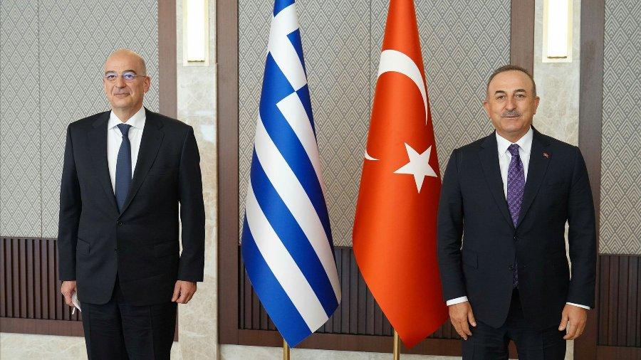 """""""Έκλεισε"""" η επίσκεψη Τσαβούσογλου στην Αθήνα: Πρώτα θα βρεθεί στη Θράκη – ΒΙΝΤΕΟ"""