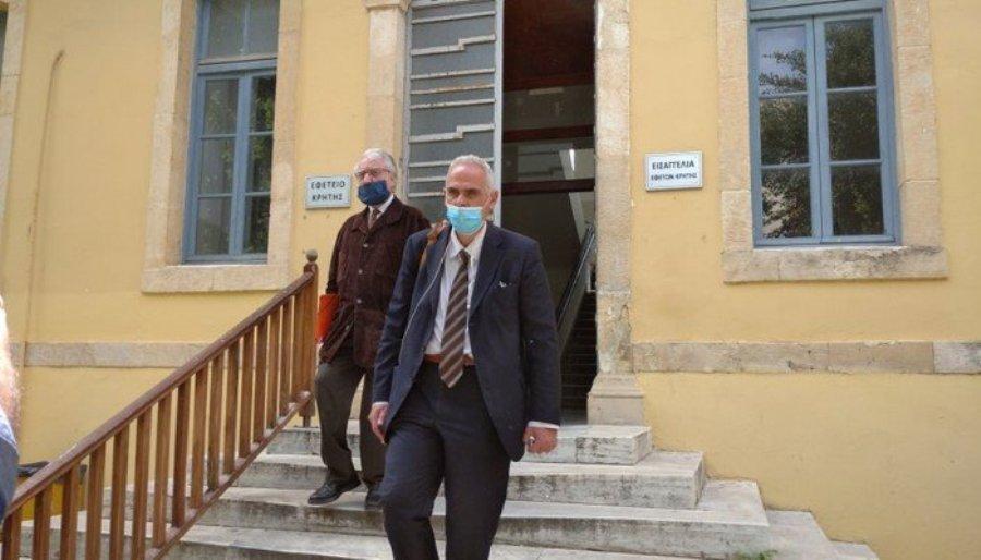 Χανιά: Στην Εισαγγελία Εφετών οι δικηγόροι του γηροκομείου – Καταθέτουν συμπληρωματικό υπόμνημα στον Άρειο Πάγο την άλλη εβδομάδα – ΒΙΝΤΕΟ