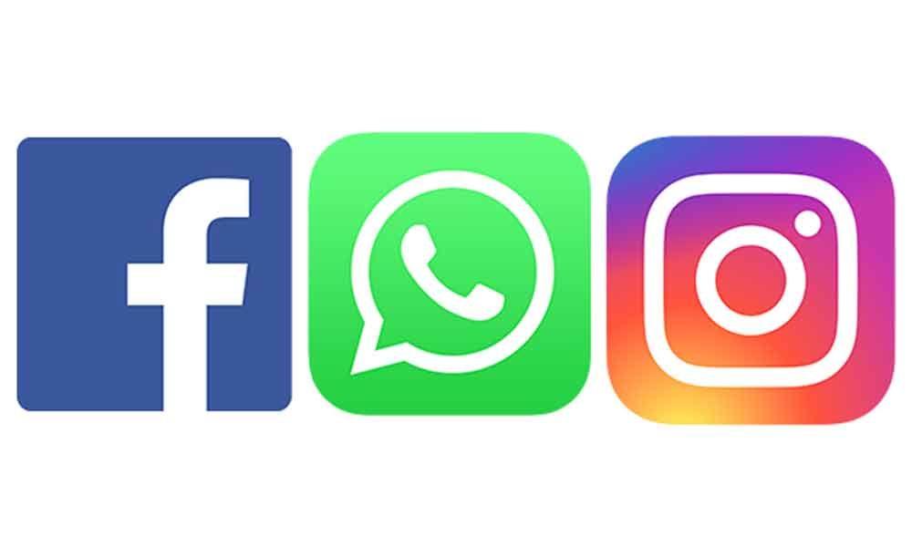 «Έπεσαν» για σχεδόν 30 λεπτά Facebook, Instagram και WhatsApp