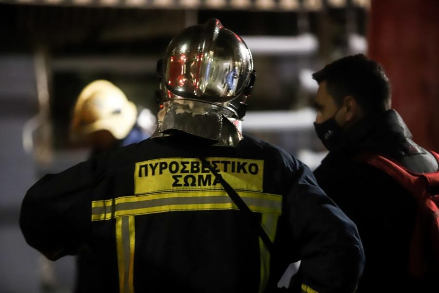 Χαλάνδρι: Φωτιά σε σπίτι -Εντοπίστηκε άντρας χωρίς τις αισθήσεις του